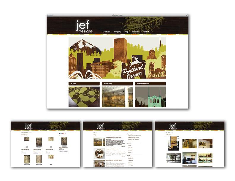 jef designs